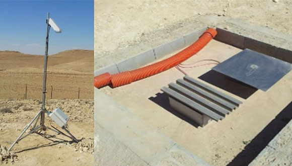 חשמל אטמוספרי בישראל