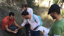 סיור בקורס קרקעות ישראל - תמונה 1