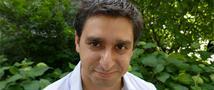 """ברכות לד""""ר שלומי ראובני מבית הספר לכימיה על זכייתו במלגת קרן עזריאלי"""