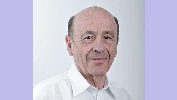 פרופסור עמנואל פלד זכה בפרס המדען המצטיין