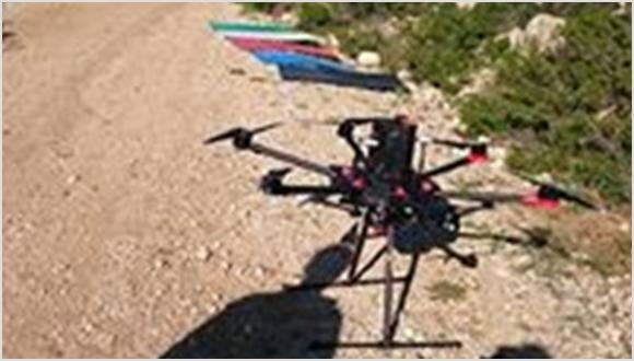 Mapping Mediterranean forests in Israel using high-tech drones