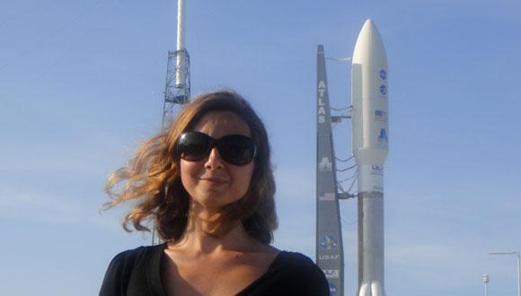 פרופ' רוית חלד הנציגה הישראלית במשימת החלל ג'ונו