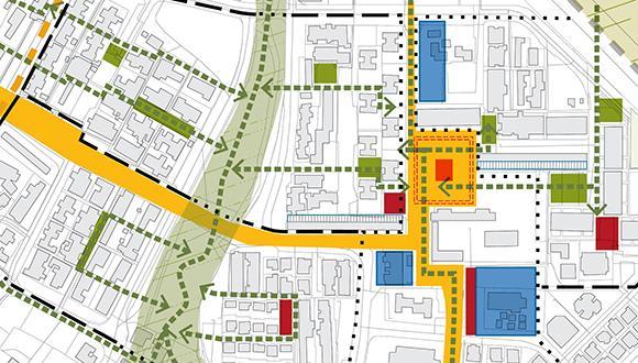 לימודי ליבה בתכנון עירוני ואזורי