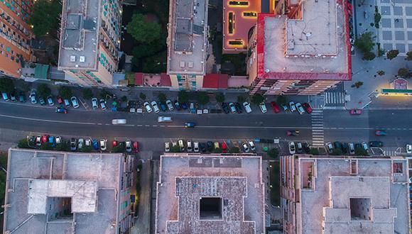 התמחות בלימודי תכנון ועיצוב עירוני-אזורי
