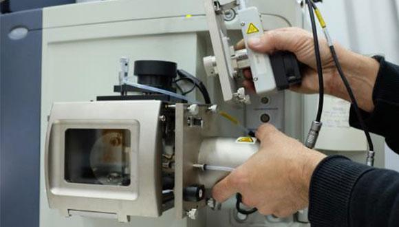 המעבדה למס ספקטרומטריה