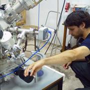 תחומי מחקר - פיזיקת חומר מעובה ניסיונית